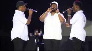 Boyz II Men Video - Boyz II Men in Manila 2014: End of the Road