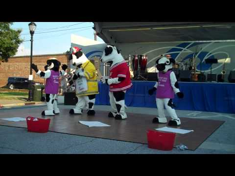 Chick-fil-A of Greer Dancing Cows