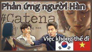 [Tóc Tiên - CÓ AI THƯƠNG EM NHƯ ANH (#CATENA)] Người Hàn xem VPOP-Phản ứng - reaction