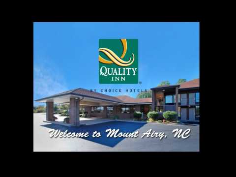 Quality Inn Mount Airy, NC