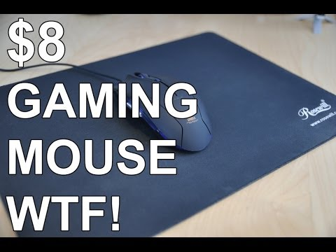 Cheap pc Gaming Mouse e Blue
