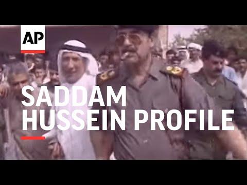 Iraq/Kuwait - Saddam Hussein Profile