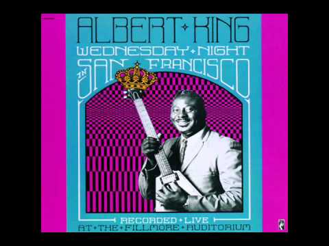 Albert King Wednesday Night In San Francisco 05 Personal Manager Live