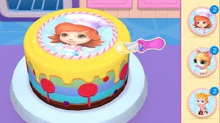Kids Learn Cake Cooking Game - My Bakery Empire Bake, Decorate & Serve Tasty Cakes
