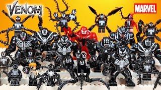 We are VENOM Movie LEGO BigFigs & Minifigure Collection 2018