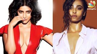 Radhika Apte and Shruti Haasan's Hot photoshoot for Magazine