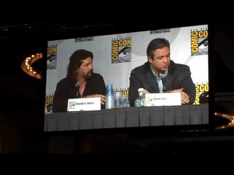 Comic-Con 2010: Caprica panel (part 2)
