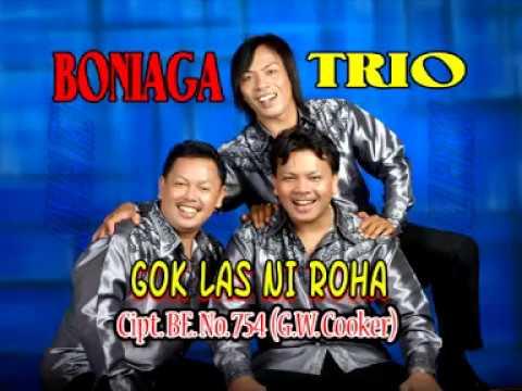 Boniaga Trio - Gok Las Ni Roha (Official Lyric Video)