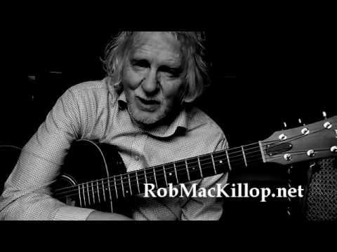 DADGAD BLUES - Mel Bay - Rob MacKillop