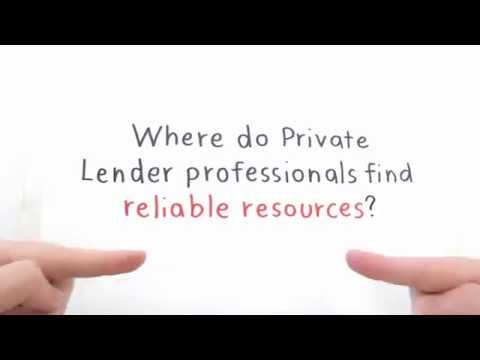 American Associations of Private Lenders