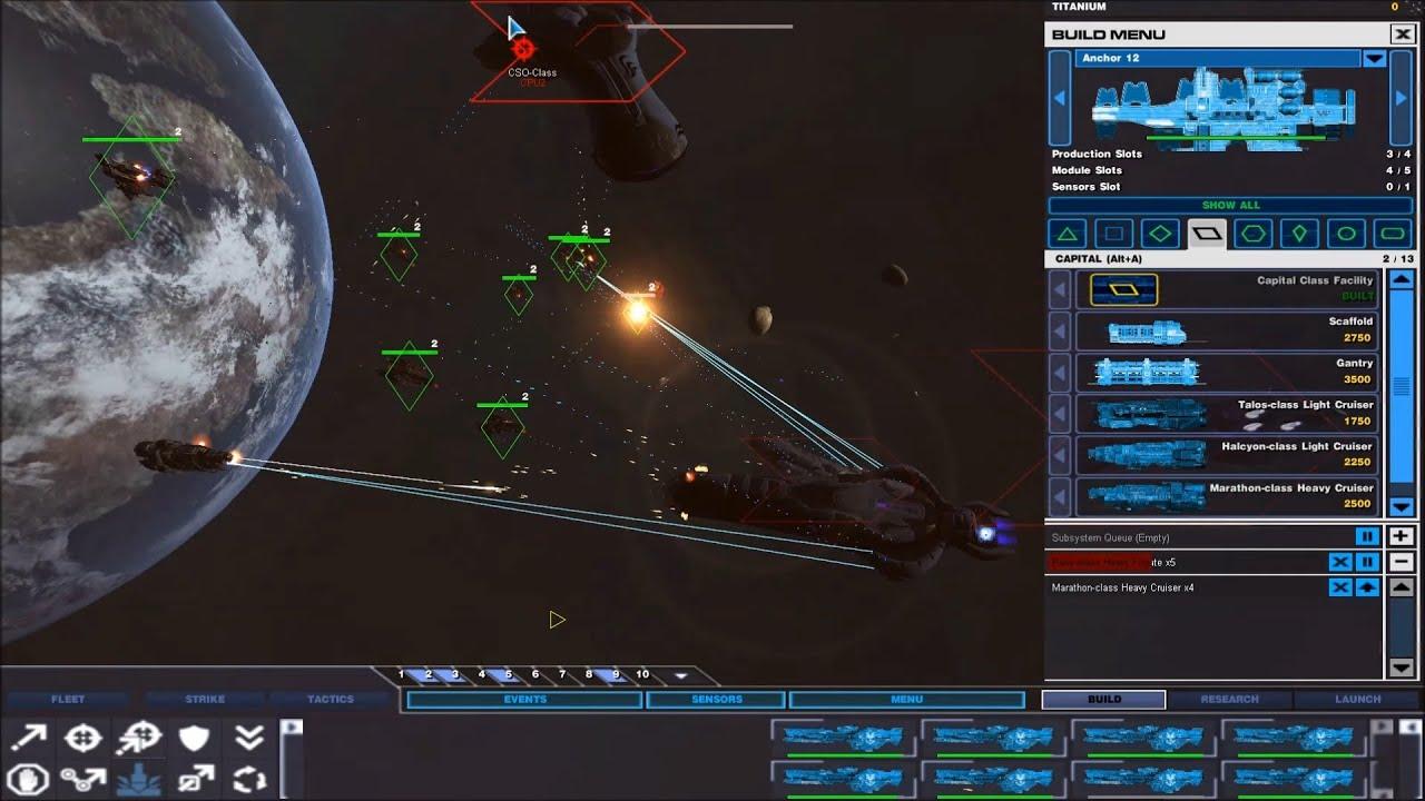 Homeworld Mods Halo Gameplay 6pt2 a Halo Mod