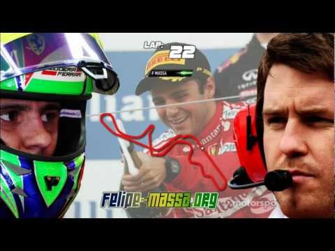 Felipe Massa and Rob Smedley team radio, Japan 2012