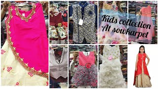kids dress collection at sowcarpet/kids party wear collection with price