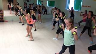 "Zumba®Toning ""DROP IT"" 