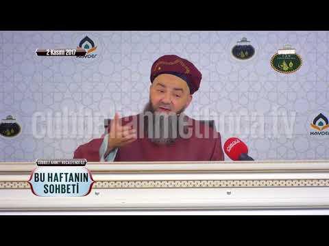 Cübbeli Ahmet Hoca Efendi İle Bu Haftanın Sohbeti 2 Kasım 2017