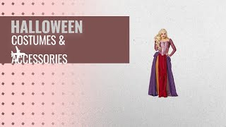 Hocus Pocus Women Halloween Costumes & Accessories [2018]: Hocus Pocus Movie Adult Sarah Sanderson