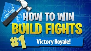 HOW TO WIN | How To Win Build Fights (Fortnite Battle Royale)