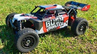 "Thunder Tiger Bush Master 1/8 Desert Buggy ""Speed Test"" - TheRcSaylors"