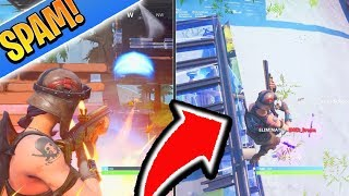 #1 FORTNITE TIP Destroy SPAMMERS! Fortnite Ps4/Xbox BEST Tips and Tricks! (How to Win Fortnite)