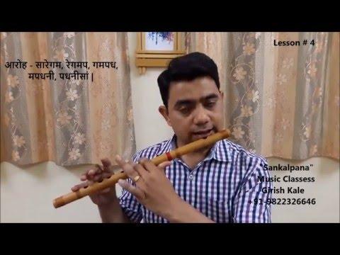 Basic Flute Lessons on C# Flute