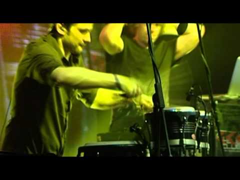 Chicane - From Where I Stand LIVE@ tele-club 09.04.2011