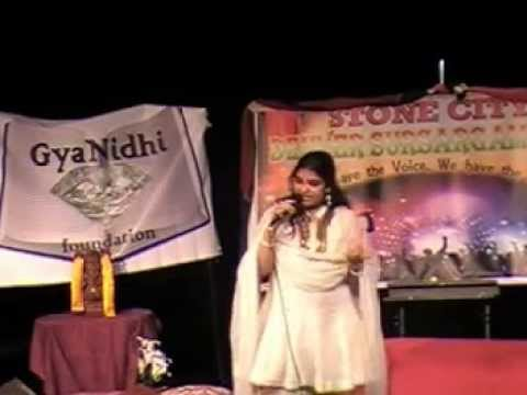 Chalte Chalte Yunhi Koi Mil Gaya - Pakeezha - Denver Sur Sargam 2014 video