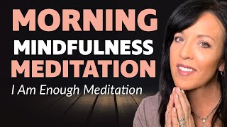 Five Minute Meditation--You Are Enough Guided Meditation Lisa A. Romano