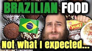 download musica VLOG An Aussie tries BRAZILIAN FOOD - Part 1 Brazilian vs Australian Food Food & Culture