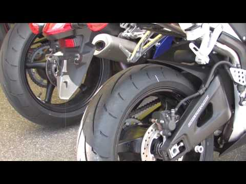 Dunlop Motorcycle: Sportmax Q2 Tire Launch
