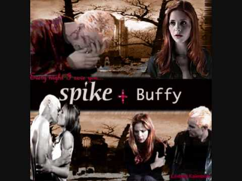 Buffy & Spike It's Nothing (Ghost of the Robot)