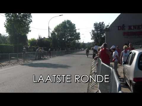 Wedstrijd te Lochristi-Hyfte (11/08/2012) (AB - categorie) (WAOD) (NGMT Cycling Team)