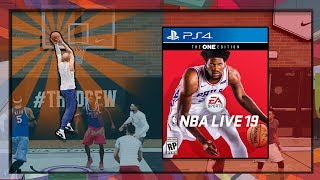 WOULD THIS MAKE YOU BUY NBA LIVE 19 OVER NBA 2K19!?