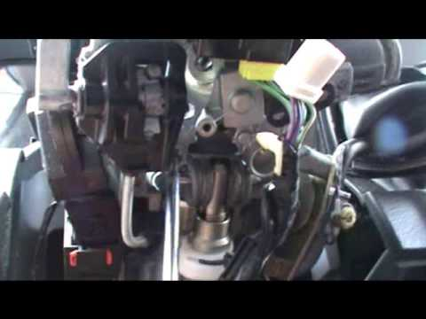 2004 Dodge Ram 1500 Ignition Swap Youtube