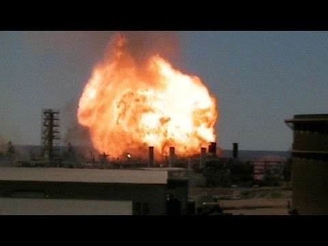 Taiwan Explosion: 台湾高雄发生爆炸 Gas Blasts Rip Through City Of  Kaohsiung (CCTV FOOTAGE CLIPS)