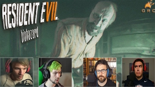 """Gamers Reactions to the Scene """"Free My Family"""" (Part 1) 