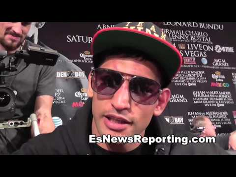 Amir Khan To Floyd Mayweather: Come Talk By Mid Jan Or I Will Move On