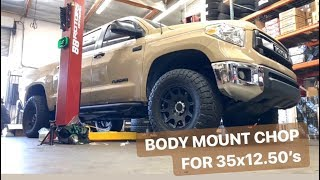 """2019 Toyota Tundra Lifted 3"""" On Kings & Bilstein BMC for 35x12.50 Tires"""
