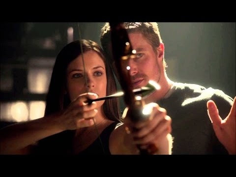 Arrow (Oliver & Helena) - Freak like me