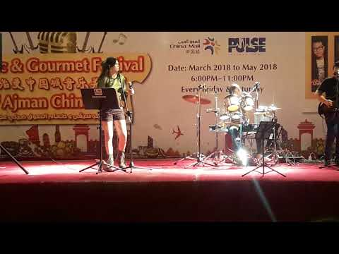 Must Chiness Hindi Song 2018 | Ajman Chaina mall | Tum hi Ho