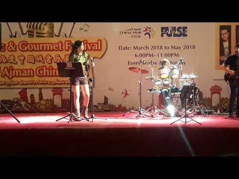 Must Chiness Hindi Song 2018   Ajman Chaina mall   Tum hi Ho