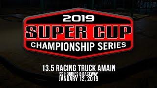 13.5 Racing Truck - 2019 Super Cup - Race 1