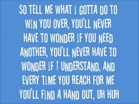 Blake Shelton-Over lyrics