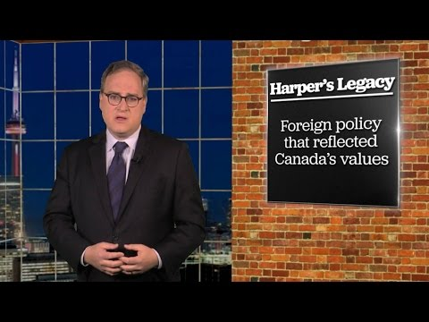 Ezra Levant looks back at the Stephen Harper decade