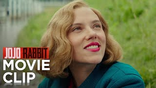 "JOJO RABBIT | ""Someday You'll Meet Someone Special"" Clip 