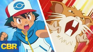 10 Pokemon You Forgot Were Owned By The Anime's Main Trainers