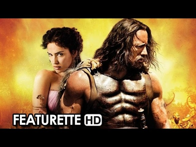 Hercules - Il Guerriero Featurette 'Hercules e Megara' (2014) Dwayne Johnson Movie HD