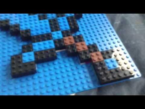 LEGO Minecraft review: Diamond Sword