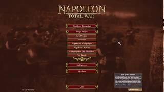 Napoleon total war-Great Britain campaign-episode 1-prepare for war
