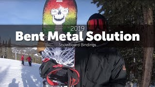 2019 Bent Metal Solution Bindings - Preview