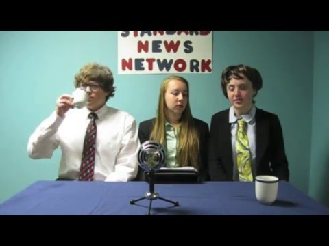 APUSH Final Video Project-Gold Standard News Network Presidential Special